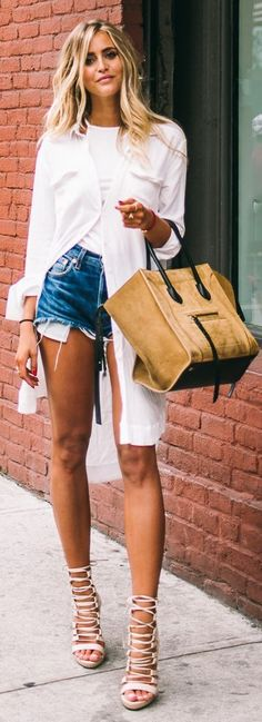 Janni Deler Denim Days Fall Inspo