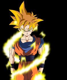 Gohan with Super energy