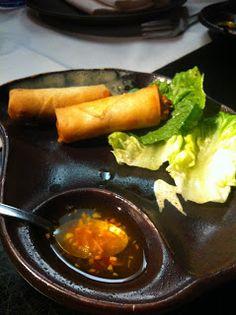 Receta : Rollitos Fritos Vietnamitas,son muy parecidos los rollitos de primavera chinos, pero son ligeramente más pequeños. Los rollitos Vietnamitas son el entrante por excelencia de la cocina Vietnamita.