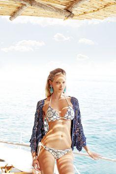 b07f58dd9e86 RAFFAELA D ANGELO Tunic Dress - Raffaela D'Angelo Spring 2016 collezione  estate 2014 Bikini