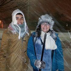Blizzard 2016  #blizzard2016 #snowzilla16 #snowmageddon #snowpocalypse #love #travelcouple #instadaily #instalovers #travelusa #travelgram #lamaslinda  by carloswoldarsky