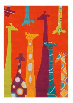 Arte Espina Kids Kirahvis 110 x 160 cm