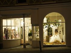 A beautifully designed boutique...