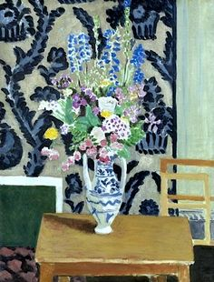 Bouquet of Flowers at 14th of July / Henri Matisse