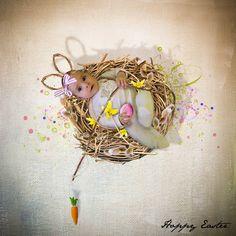- NEW - Hoppy Easter by Palvinka Designs http://shop.scrapbookgraphics.com/Palvinka-Designs/