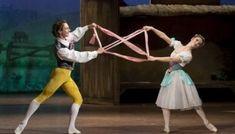 A rosszul őrzött lány - balett jegy