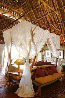 Loisaba Lodge, Loisaba Wilderness Reserve, Kenya
