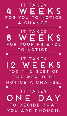 Imagine where you could be with your fitness goals in just 12 weeks! #fitness #totalbody