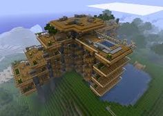 Resultado de imagen para casas minecraft
