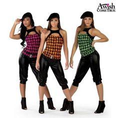 A Wish Come True Dance 2013: Run Away - Adult Street/Hip Hop Dance Costume