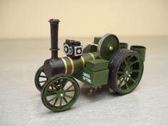 McLaren, paper model steam traction engine, foto 7.
