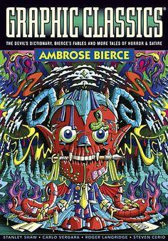 2003 Nominee for Best Illustrated Narrative: Graphic Classics: Ambrose Bierce ~~ Tom Pomplun ~~