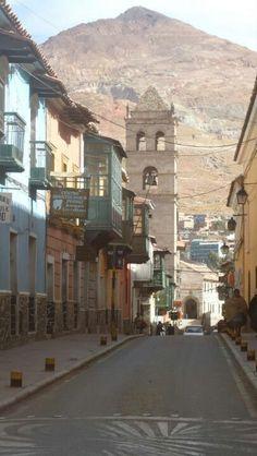 Potosi-Bolivia/ Unesco Word Heritage List