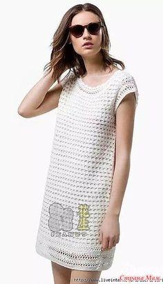 Ideas Crochet Summer Dress Pattern Free Maxi Skirts For 2019 Crochet Tunic, Crochet Clothes, Crochet Lace, Crochet Patterns Free Women, Poncho Knitting Patterns, Crochet Summer Dresses, Summer Dress Patterns, Crochet Woman, Crochet Fashion