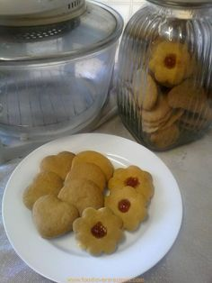 Easy Cookie Recipes, Sweet Recipes, Dessert Recipes, Biscuit Cookies, Biscuit Recipe, Desserts To Make, Cookie Desserts, Clean Eating Chicken, Shortcrust Pastry