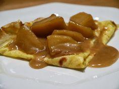 RECIPE: Salted caramel apple crêpes (for the Waitrose World Cuisine Challenge!) - Handbags and Cupcakes