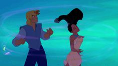 Literally Just GIFs of Epic Disney Moments