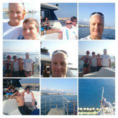 Tarda de tonyines a l'Ametlla de Mar