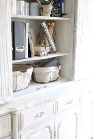 Maison Decor: Organize it Gorgeous! My New Home Office is Rustic Gold Glam