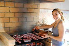 Costillas de cerdo tex-mex Chimichurri, Barbacoa, Pork Ribs, Beef, Pink, Cook, Thermomix, Pork Spare Ribs, Meat