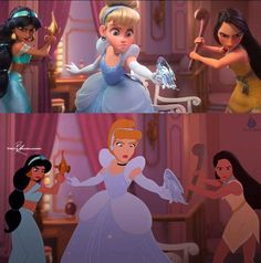 I would like it so much better if we got to see the different styles of disney artists. I love the crossover idea but its an insult to Walt Disney himself to take his hand drawn characters and turn them to playdoh <<totally agree Disney Marvel, Disney Pixar, Walt Disney, Disney Animation, Disney E Dreamworks, Disney Amor, Disney Jokes, Funny Disney Memes, Cute Disney