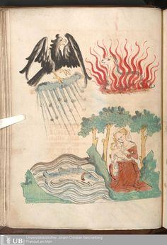 """Das Buch Der Natur"", Hagenua Circa 1440. Page 80. Via: University Goethe Library. http://sammlungen.ub.uni-frankfurt.de/msma/content/titleinfo/1971583"