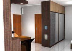 Pengerjaan Desain Interior Apartemen Walk Kuningan - Desain Interior Furniture Apartemen
