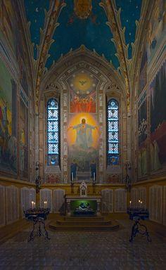 Chapel | Duomo di Parma, Italy