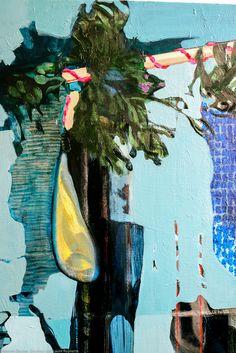 Marion Davout, jeune peintre française qui figure le réel suggéré par la mémoire dans un langage expressionniste jouant avec les limites de l'abstraction. En savoir plus : http://www.artefields.net/?p=2349