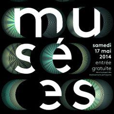 samedi 17 mai-2014, c'est la nuit européennes des musées. entrée gratuites dans la plupart des musées participants !