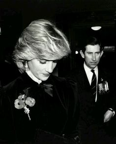 DIANA. mourning her. this is a hard photo to see