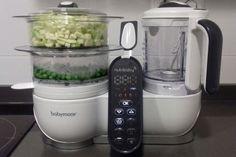 Robot de cocina para hacer purés