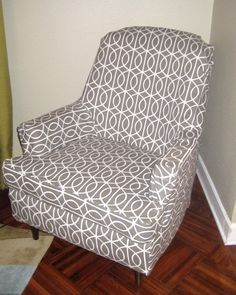 Easy Slipcover Instructions!