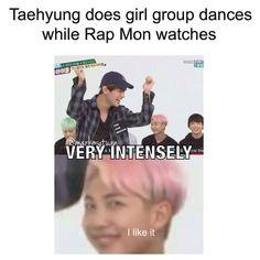 bts, kpop, rap monster, taehyung, bangtanboys, namjoon, kpop memes, rap mon, bts v, bts funny, bts memes, markmytuan, namjoon funny