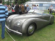 Classic Car News Pics And Videos From Around The World Old Vintage Cars, Vintage Sports Cars, Antique Cars, Royce, Sport Cars, Race Cars, Jaguar, Bmw Classic Cars, Alfa Romeo Cars