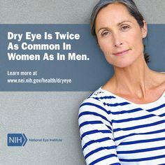 af1f6c95ac Dry eye is twice as common in women as in men. Dry Eye Treatment
