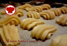 """Pasta frolla """"Ricetta 3"""" (Biscottini sfiziosi) - Ricette - Cookkando In Cucina Facile FacileRicette – Cookkando In Cucina Facile Facile"""