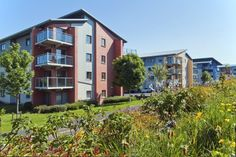 Two, three and four bed apartments with single en suite, twin en suite and single rooms. Students' Union, Student Apartment, Learning Spaces, Apartments, New Experience, Twin, Rooms, Mansions, House Styles