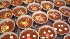 Neprekonateľné salkové šuhajdy na vianočný stôl: Iný recept ani nehľadajte, tieto sú najlepšie! Xmas Food, Mini Cupcakes, Tiramisu, Projects To Try, Food And Drink, Menu, Drinks, Creative, Desserts