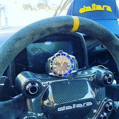 "Armand Nicolet su Instagram: ""New Js9 Gmt on new dallara stradale #armandnicolet #js9 #gmt #batman #dallarastradale #sportcar #dallara #watchofinstagram #watchoftheweek…"""