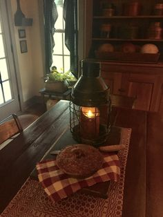 A Colonial Table