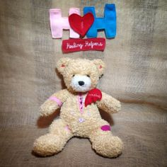 Healing Helpers Comfort Stuffed Animals: Bringing joy and comfort to medically fragile families.