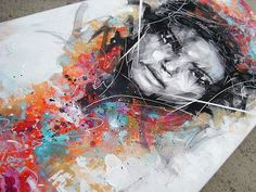 Stunning Illustrations by Danny O'Connor | Cruzine