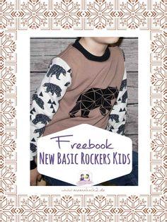 New basic rockers kids 110-164