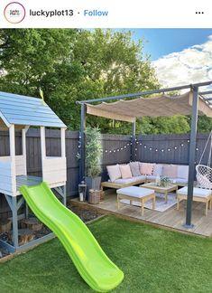 Gazebo Decorations, Back Gardens, Patio Design, Go Outside, Garden Planning, Stuff To Do, Pergola, Diy Projects, Interior Design
