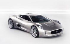 Jaguar C-X 75 Concept