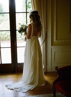 Truvelle wedding dress   Kirill Bordon Photography   see more on: http://burnettsboards.com/2014/10/fashion-editorial-edwardian-mansion/