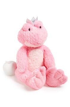Infant Aurora World Toys 'Princess Frog' Stuffed Animal