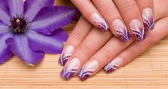 Nail art London - Save up to 70% today on gel nails | GROUPON.