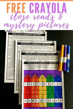 Practice a variety of reading comprehension passages with this fun, no prep, reading passage! Just print and GO! There are three DIFFERENT reading levels PLUS one mystery picture grid. This a great free reading comprehension resource for grades 3, 4, 5